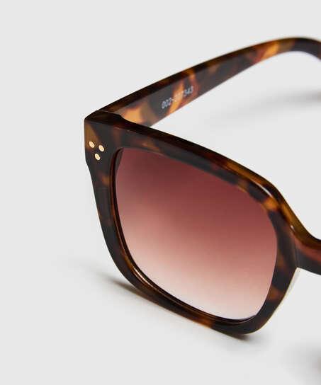 Sunglasses, Brown