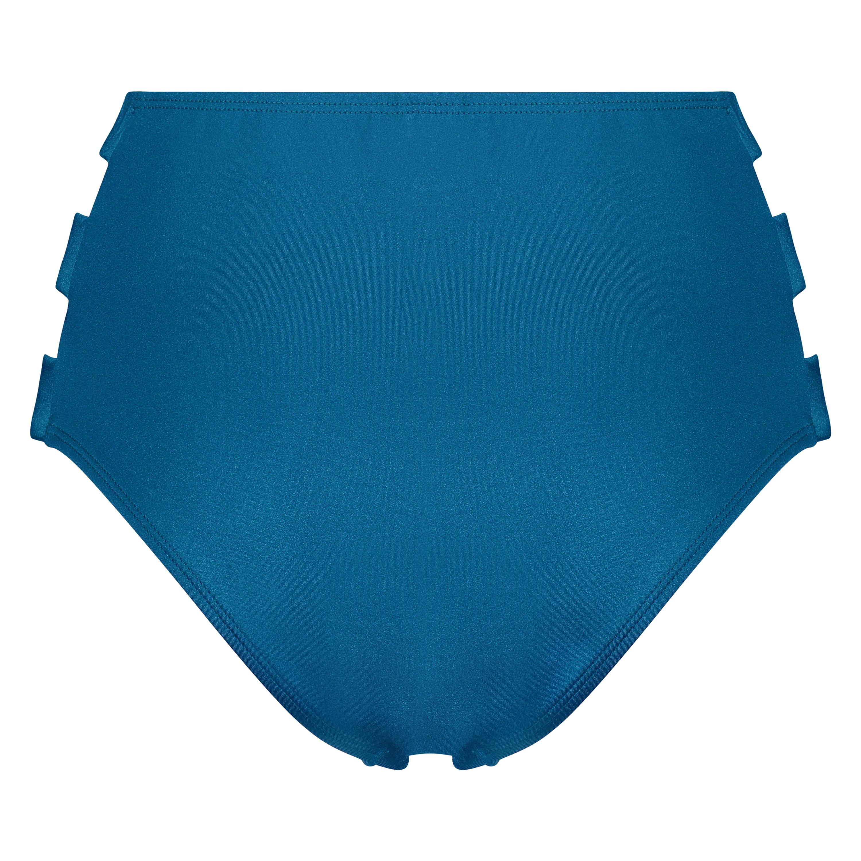 Sunset Dream High Bikini Bottoms, Blue, main