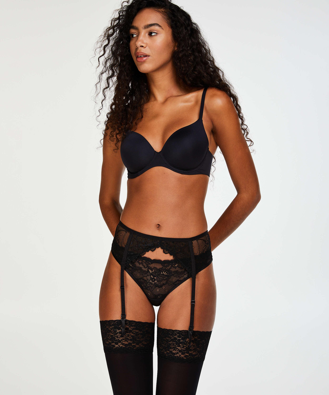 Suspenders, Black, main