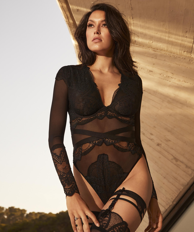 Body Lana Rebecca Mir, Black, main