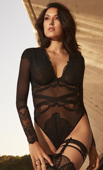 Body Lana Rebecca Mir, Black