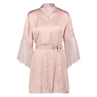 Kimono Satin Lily, Pink