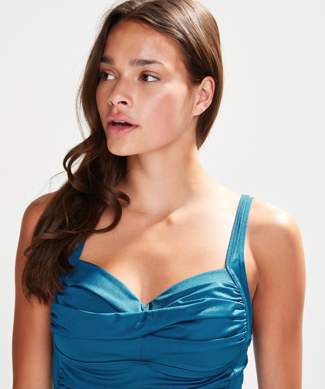 Sunset Dreams Ocean swimsuit, Blue, main