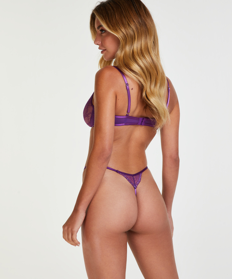 Thong Isabelle, Purple