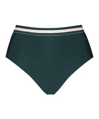 Pinewood high cheeky bikini bottoms, Green