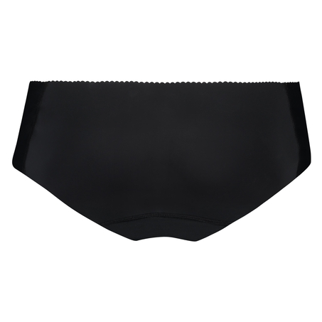 Perfect Bum Push-Up Knickers, Black