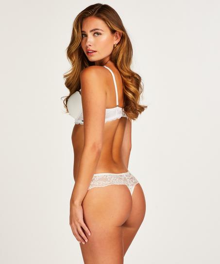Sophie Thong Short, White