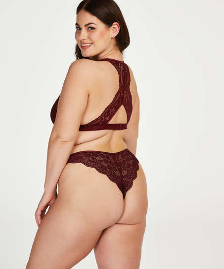 Bralette Alexis, Red