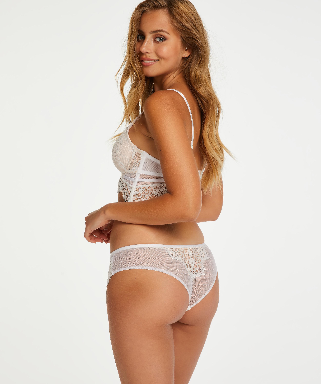 Marilee Brazilian, White, main