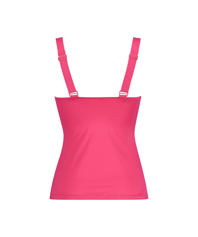 Deluxe Tankini, Pink, main