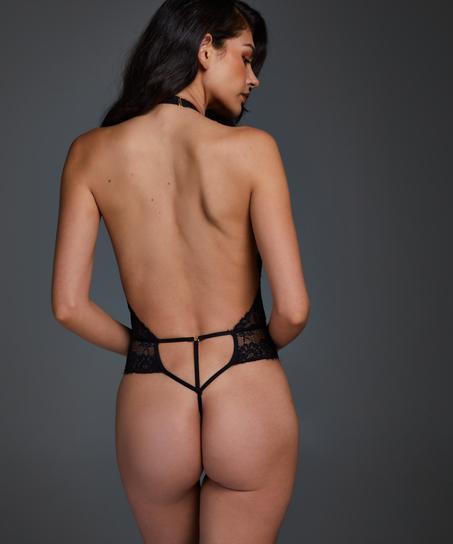 Taylor Body, Black