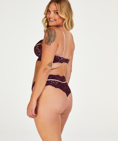 Millie Brazilian, Purple