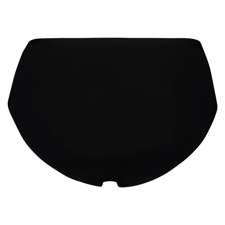 Super Rio Knickers cotton, Black, main