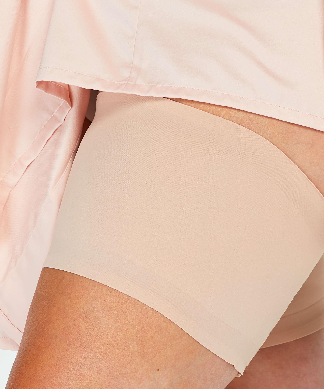 Micro thigh bands, Beige, main