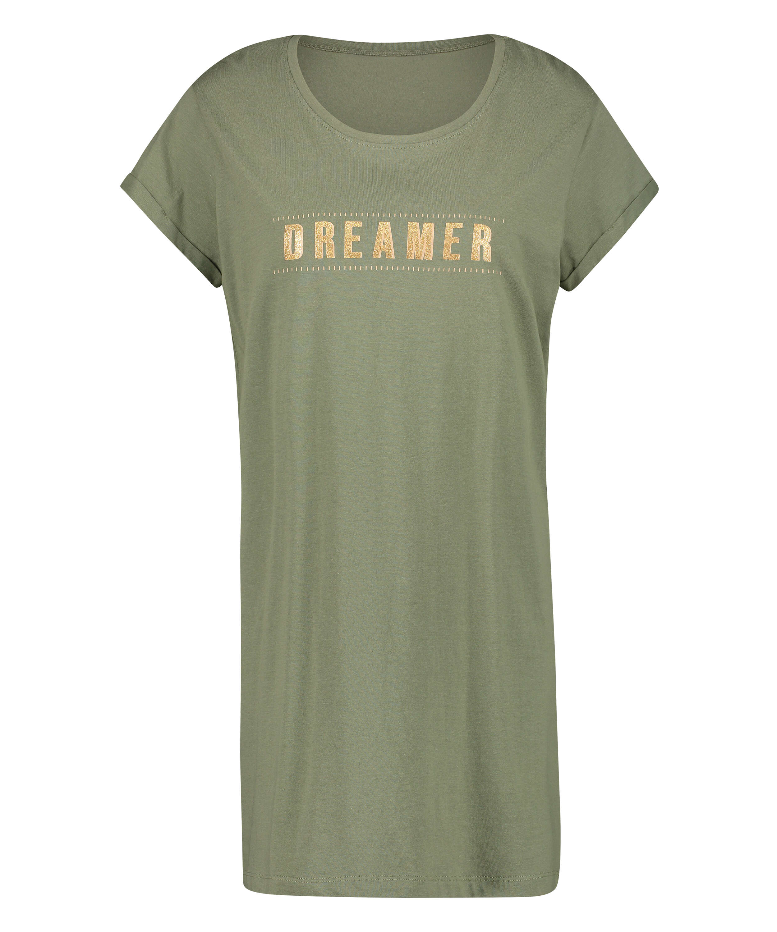Dreamer nightshirt, Green, main