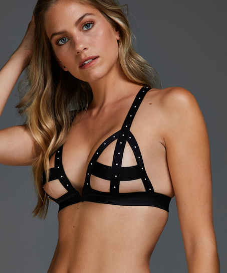 Tomasita Bralette, Black