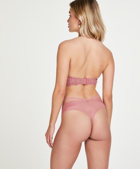 Simone boxer thong, Pink