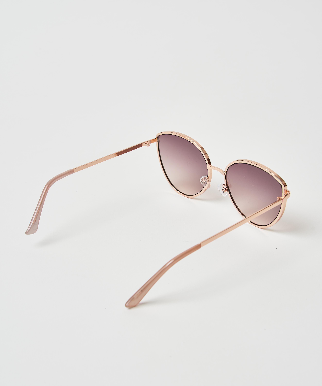 Sunglasses, Brown, main