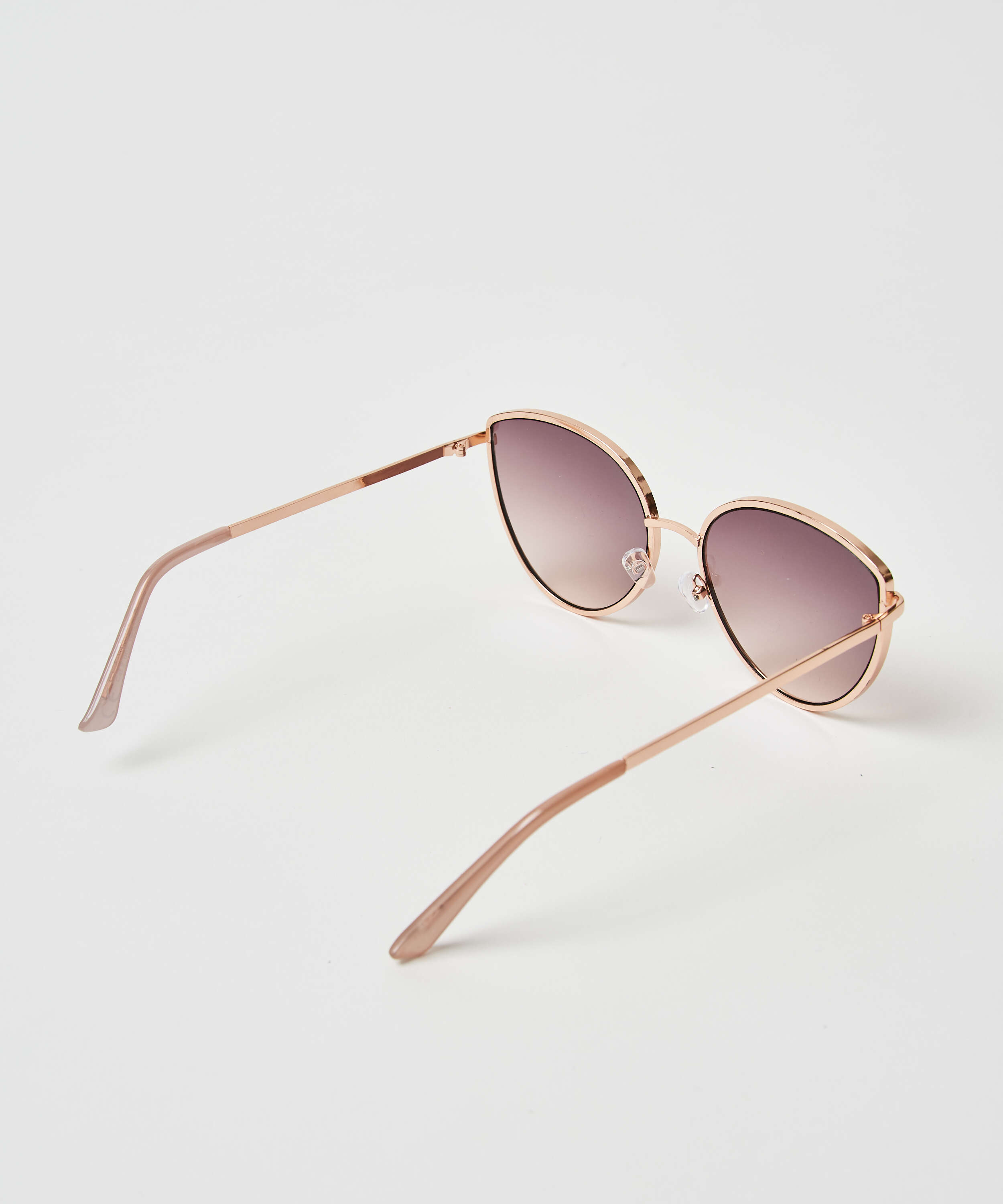 Sunglasses, Brown, main
