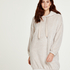 Snuggle Fleece Dress, Beige
