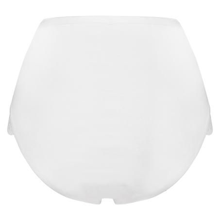 Superslip Lace Maxi cotton, White