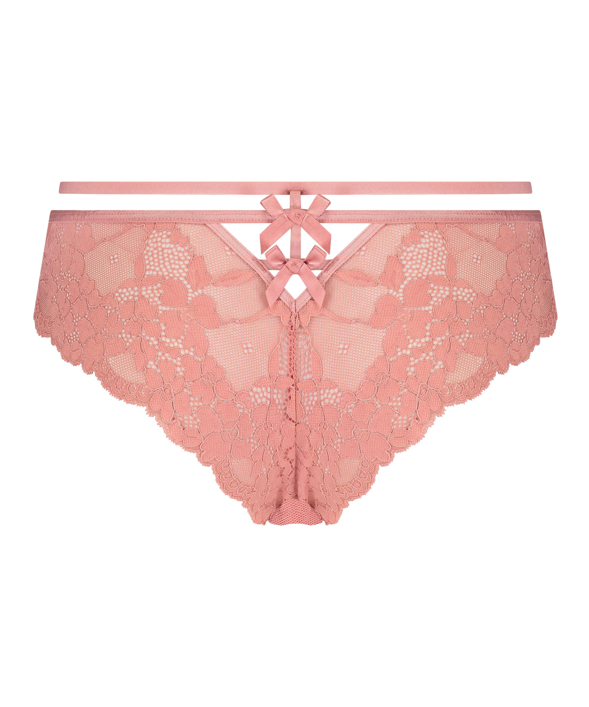 Annika brazilian, Pink, main