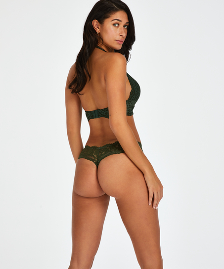 Florence Thong boxers, Green