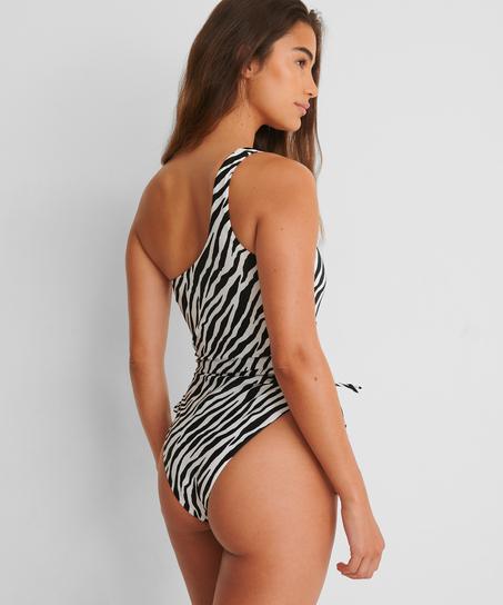 Swimsuit HKM x NA-KD, White