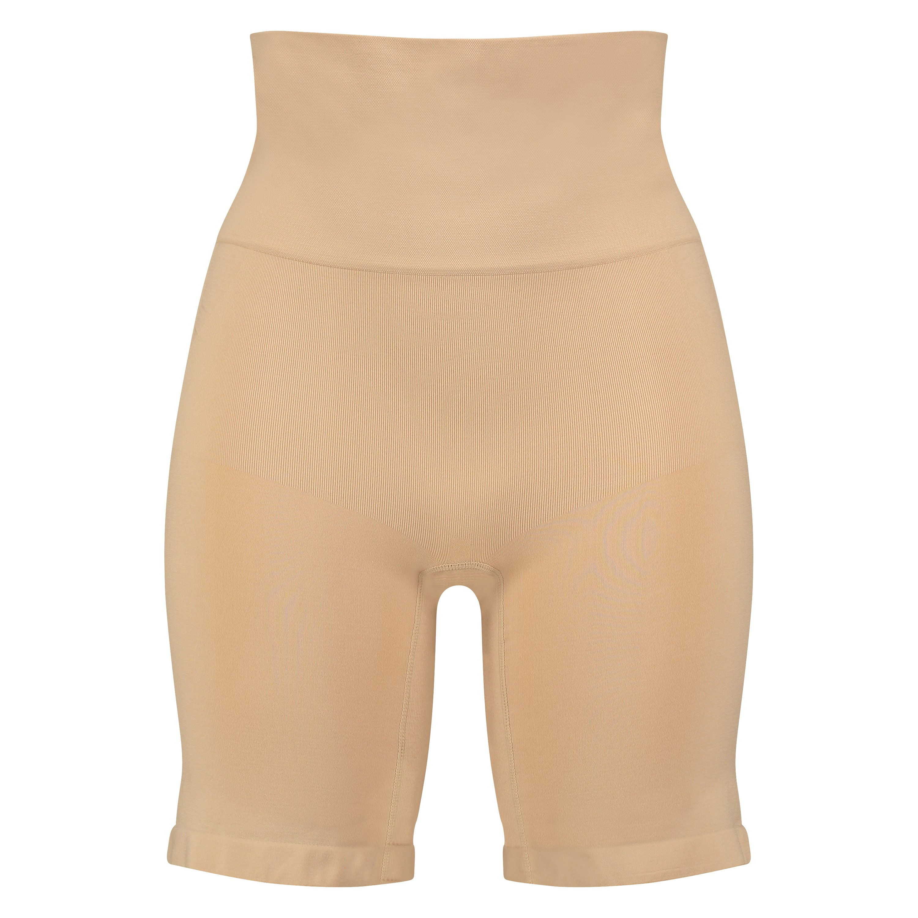 Firming high trousers - Level 2, Beige, main