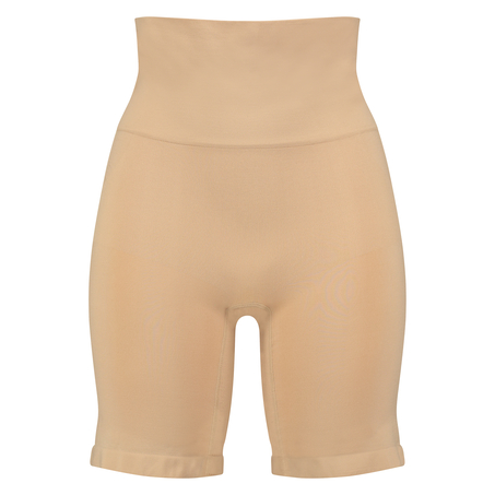 Firming high trousers - Level 2, Beige