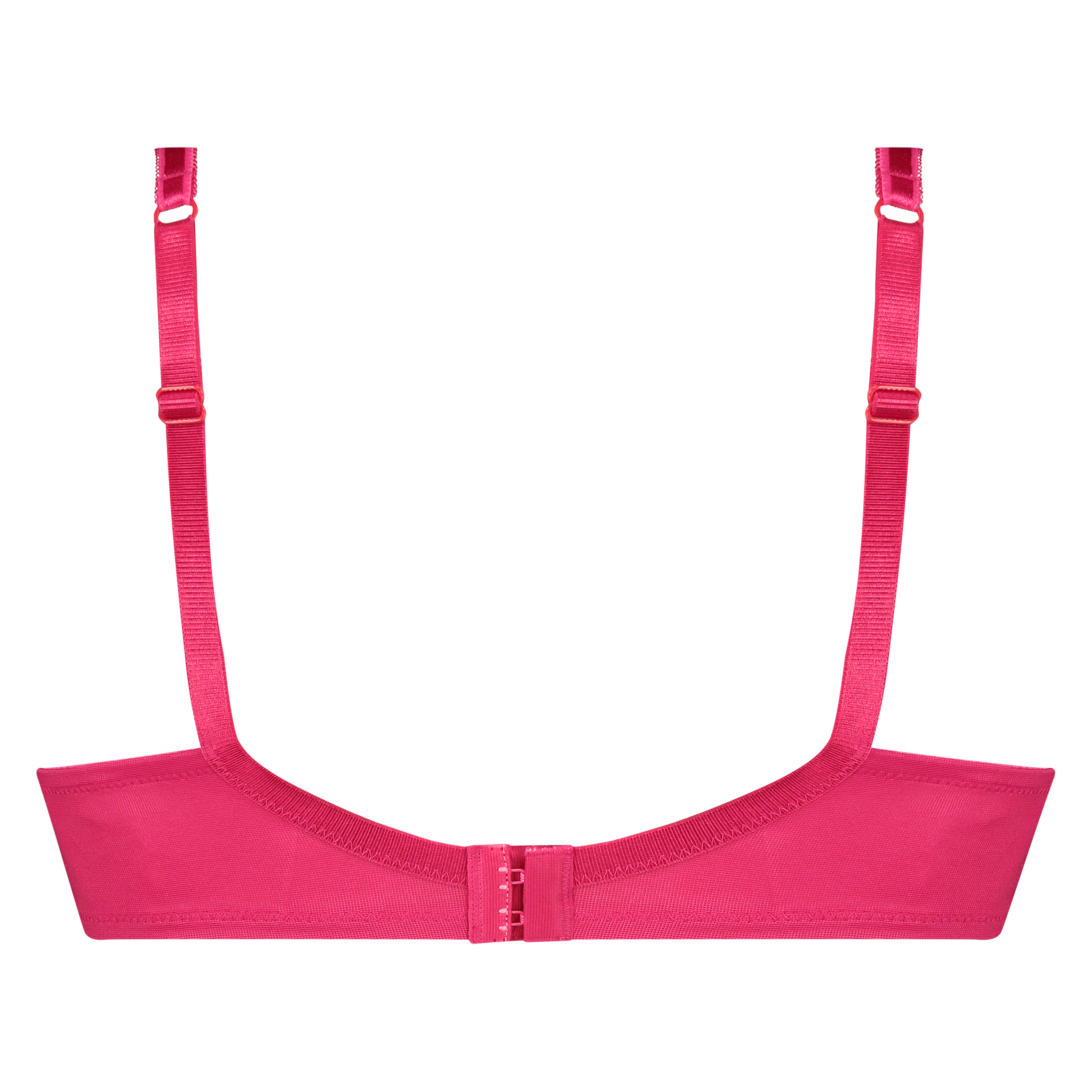 Sophie Non-Padded Underwired Bra, Pink, main