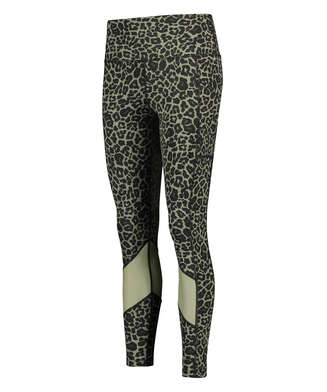 HKMX Oh My Squat High Waisted Leggings, Green