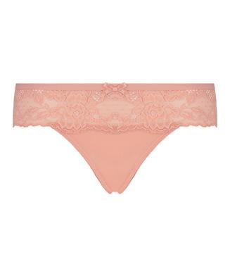 Bianca Boxer Thong, Pink