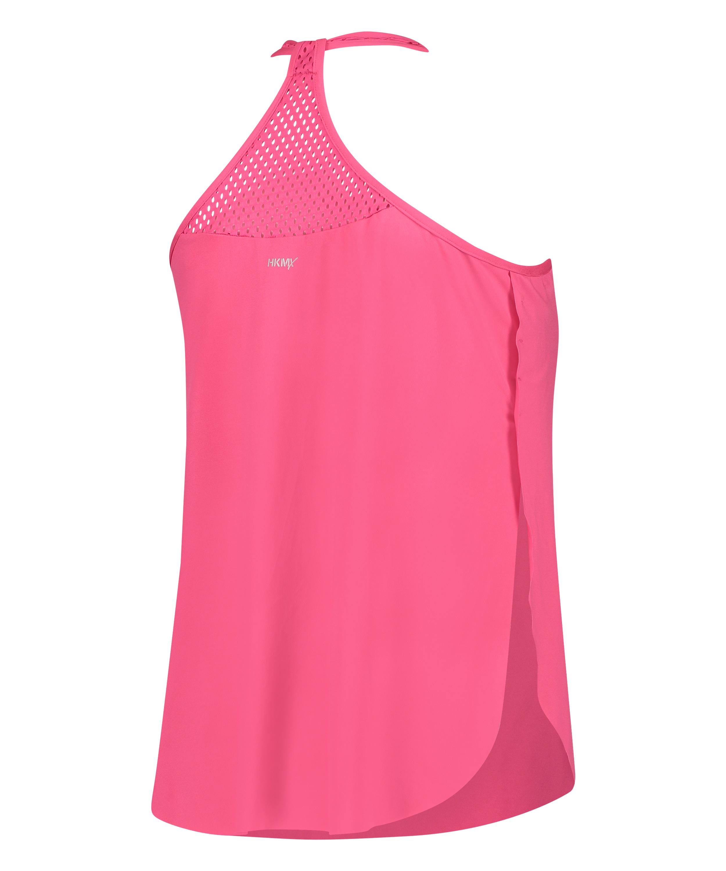 HKMX loose fit tank top, Pink, main