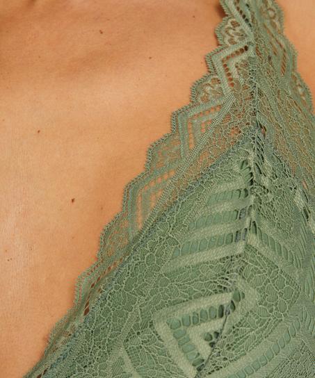 Filomena Bralette I AM Danielle, Green