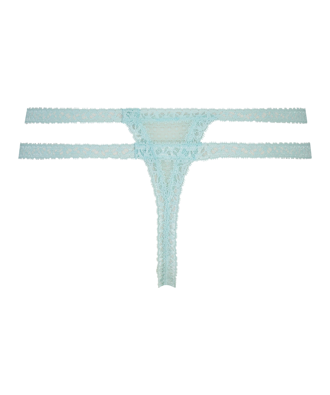 Itzel Thong, Blue, main