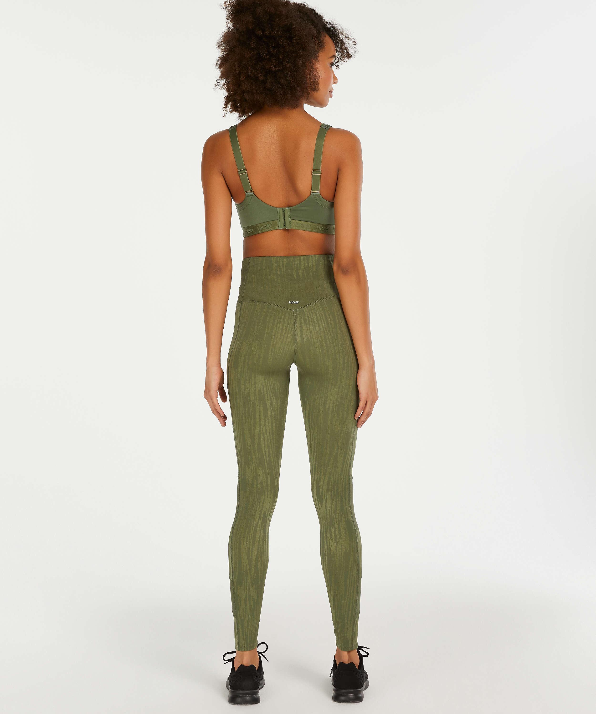 HKMX Sports bra The Elite Level 3, Green, main