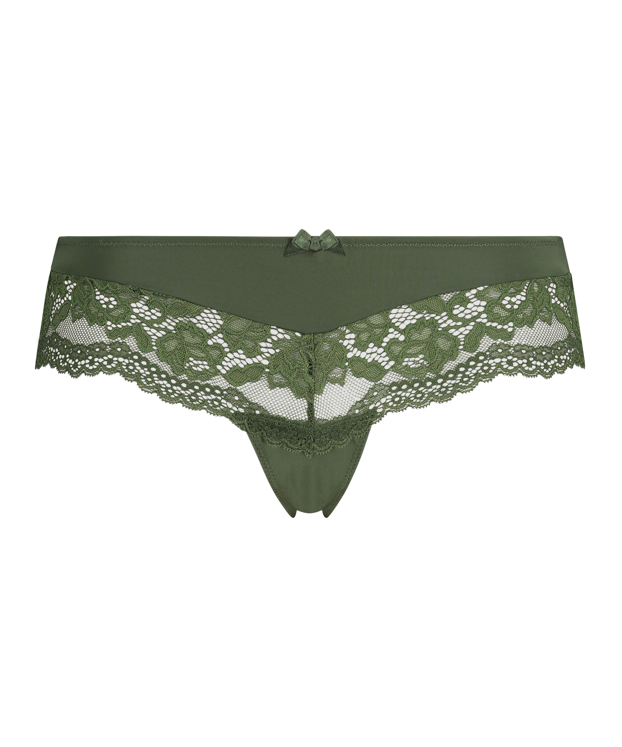 Valencia Brazilian Shorts, Green, main