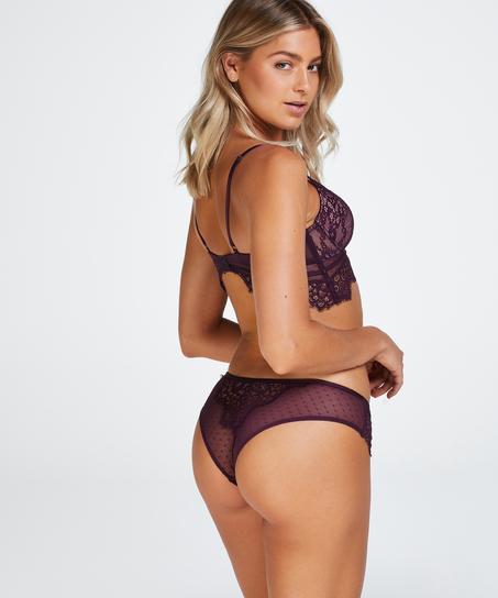 Marilee Brazilian, Purple