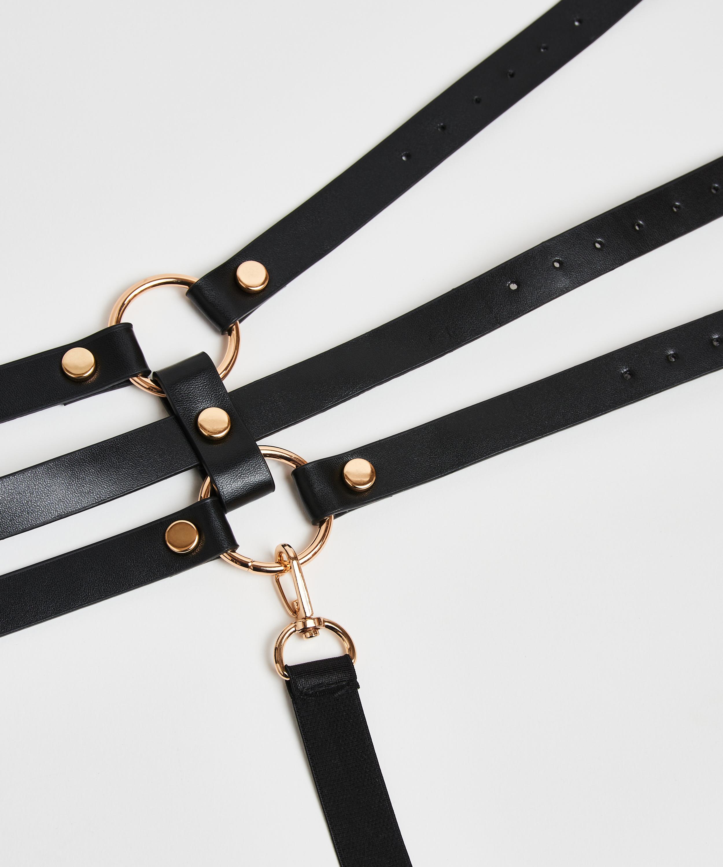 Private Suspenders, Black, main