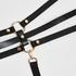 Private Suspenders, Black
