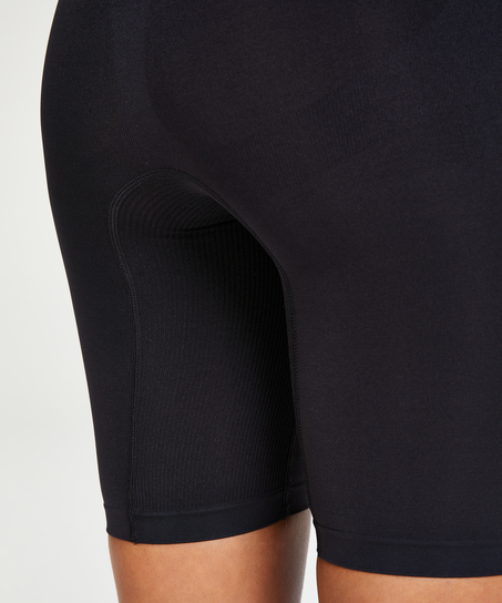 Firming high trousers - Level 2, Black