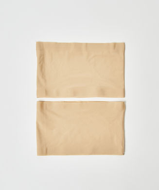 Micro thigh bands, Beige