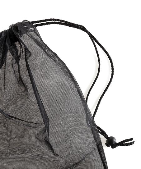 Big hosiery bag, Black