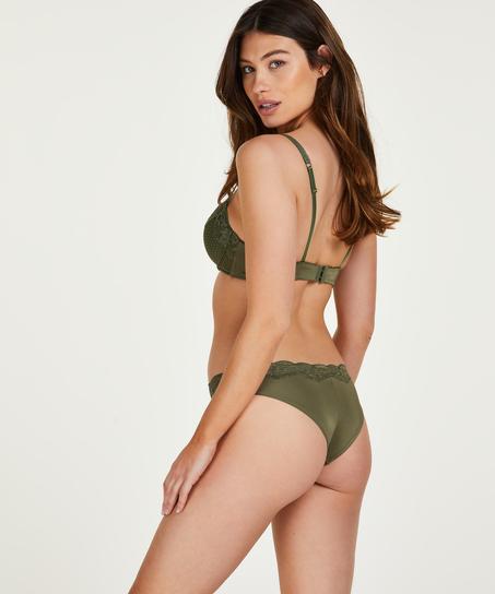 Marion Brazilian, Green