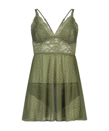 Beatriz Babydoll, Green