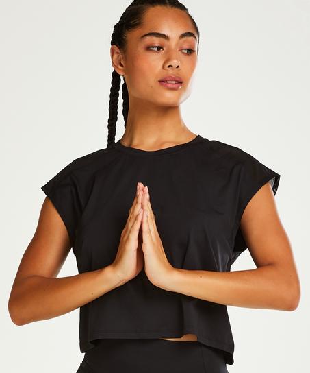 HKMX Sport t-shirt Joya, Black