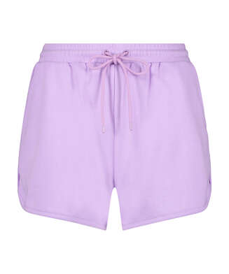 Snuggle Me Shorts, Purple