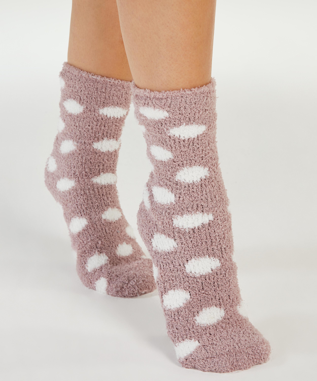 2 Pairs of Socks, Blue, main