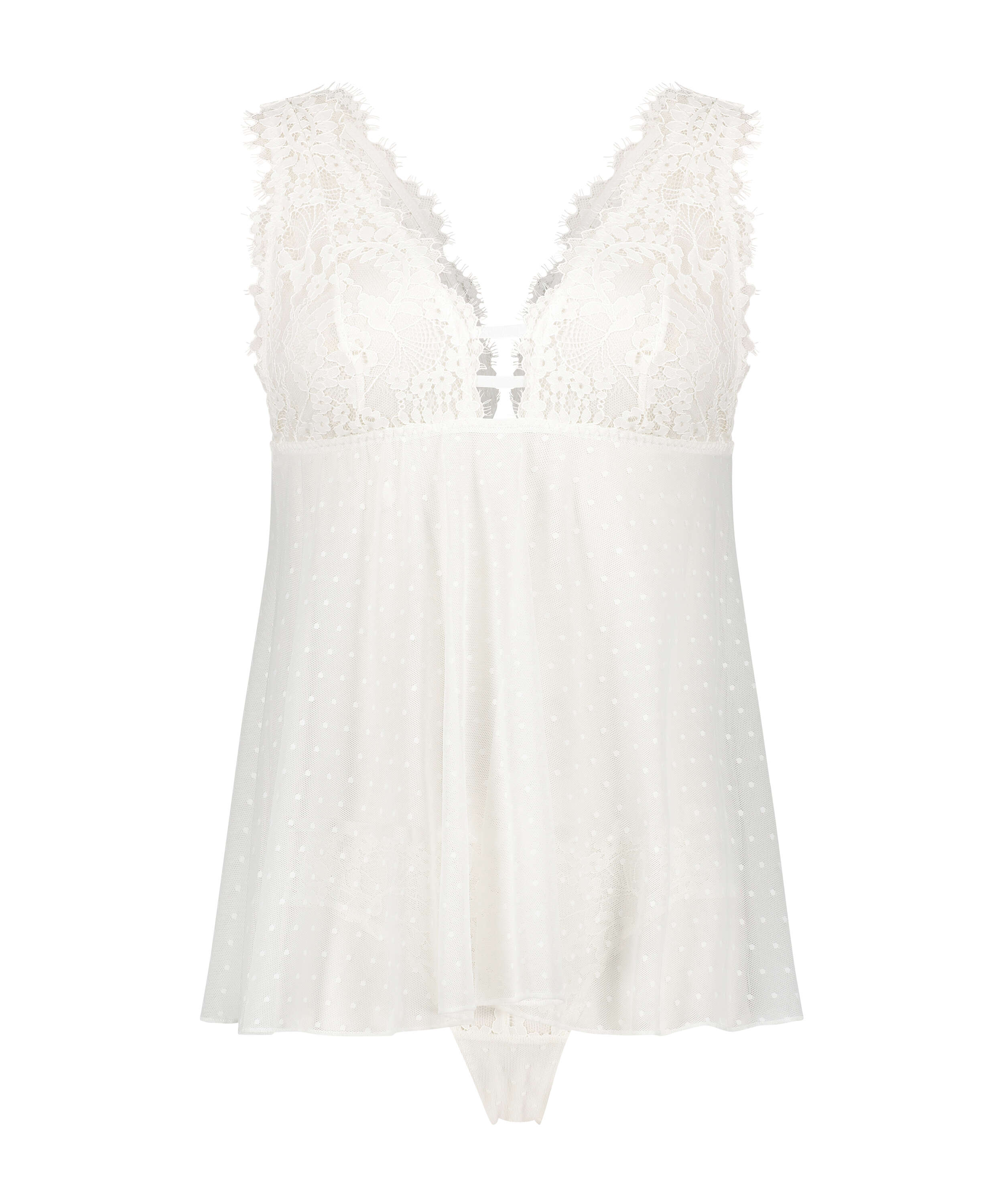 Camiset Tabatha, White, main